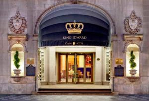 OMNI KING EDWARD HOTEL